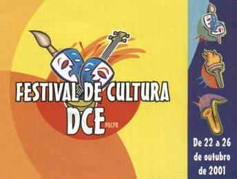 Festival de Cultura DCE PUC – PR