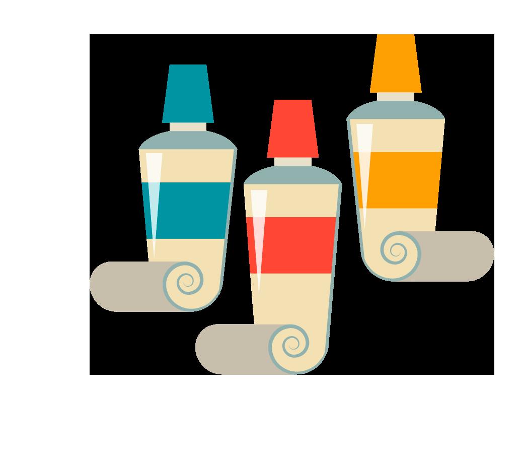 Quais as diferenças entre tinta acrílica e a óleo